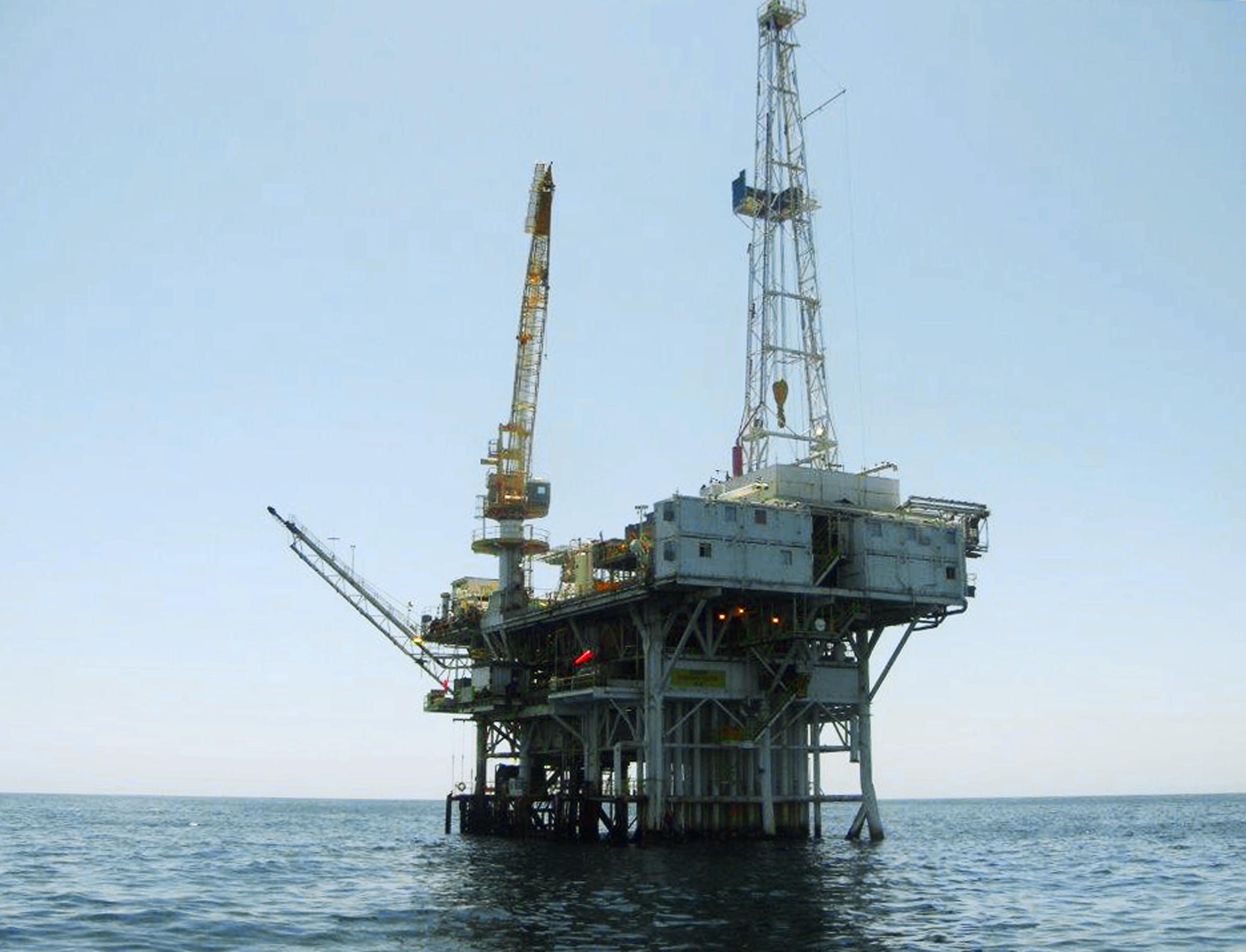 Scrub NY from plan to expand offshore oil drilling