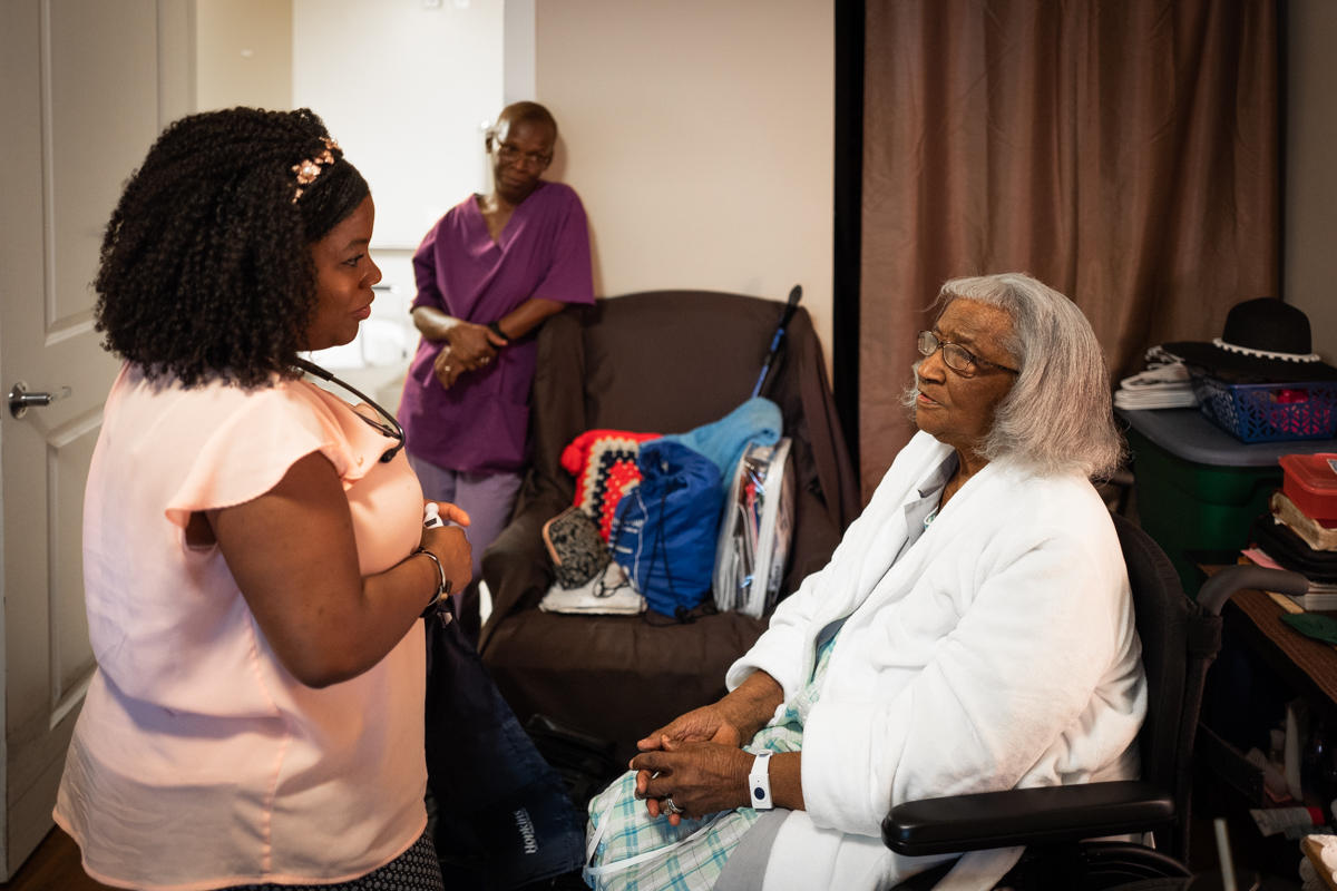 Missed Opportunities Could Home Health Aides Play A Greater Role