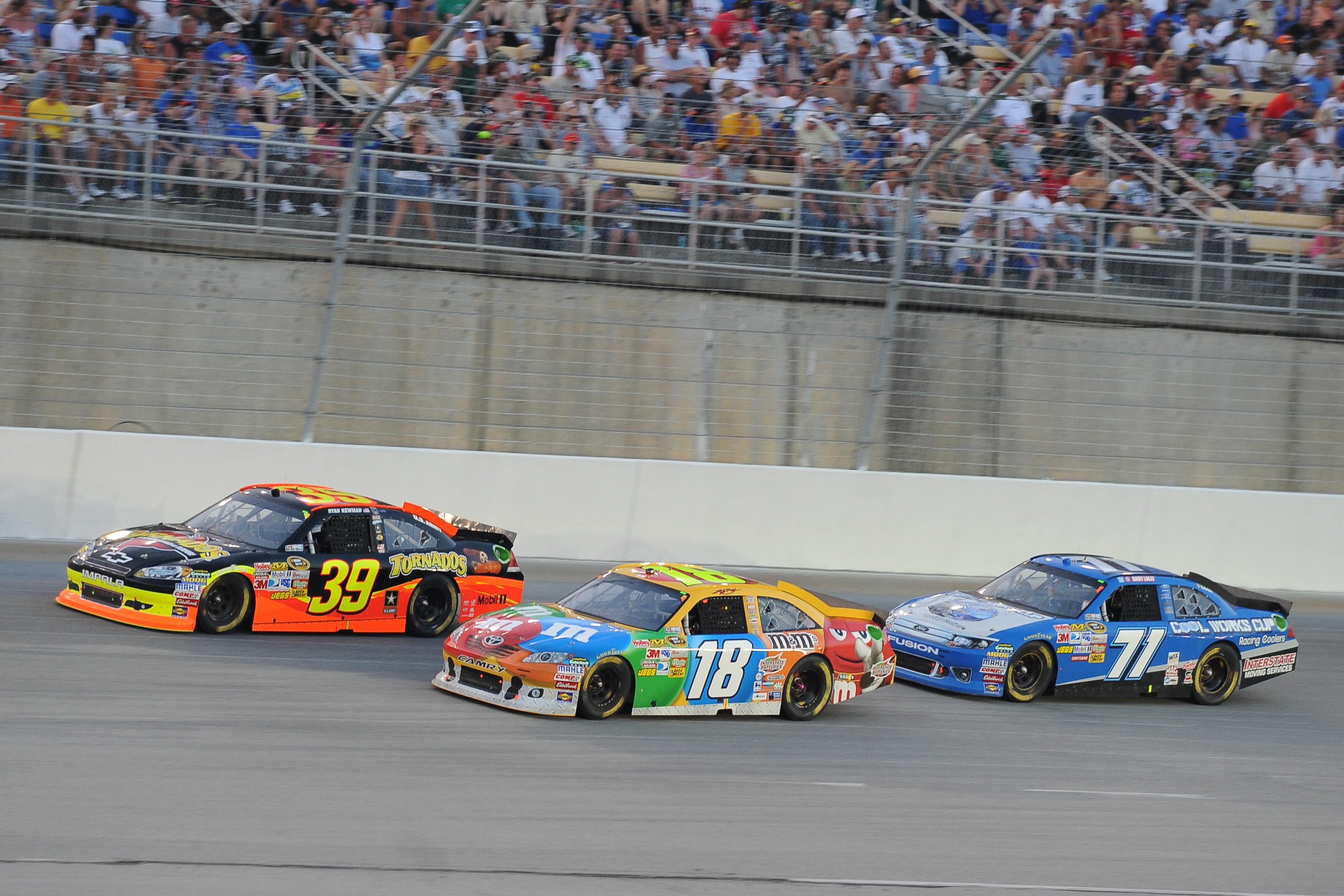 Quaker State 400 Monster Energy Nascar Cup Series At Kentucky Sdway July Tickets 7 13 2019 30 Pm Seatgeek