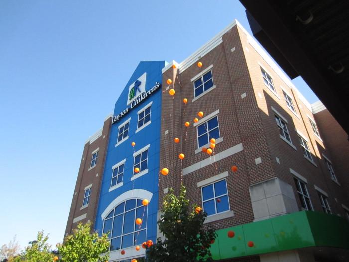 Dayton Children's Hospital to expand   WVXU