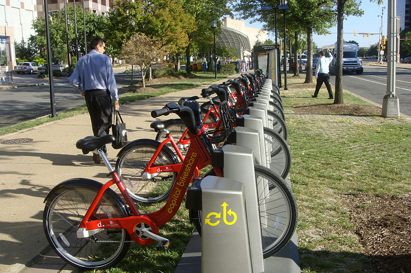 Bikeshare Dc Bike Share hopes to roll into