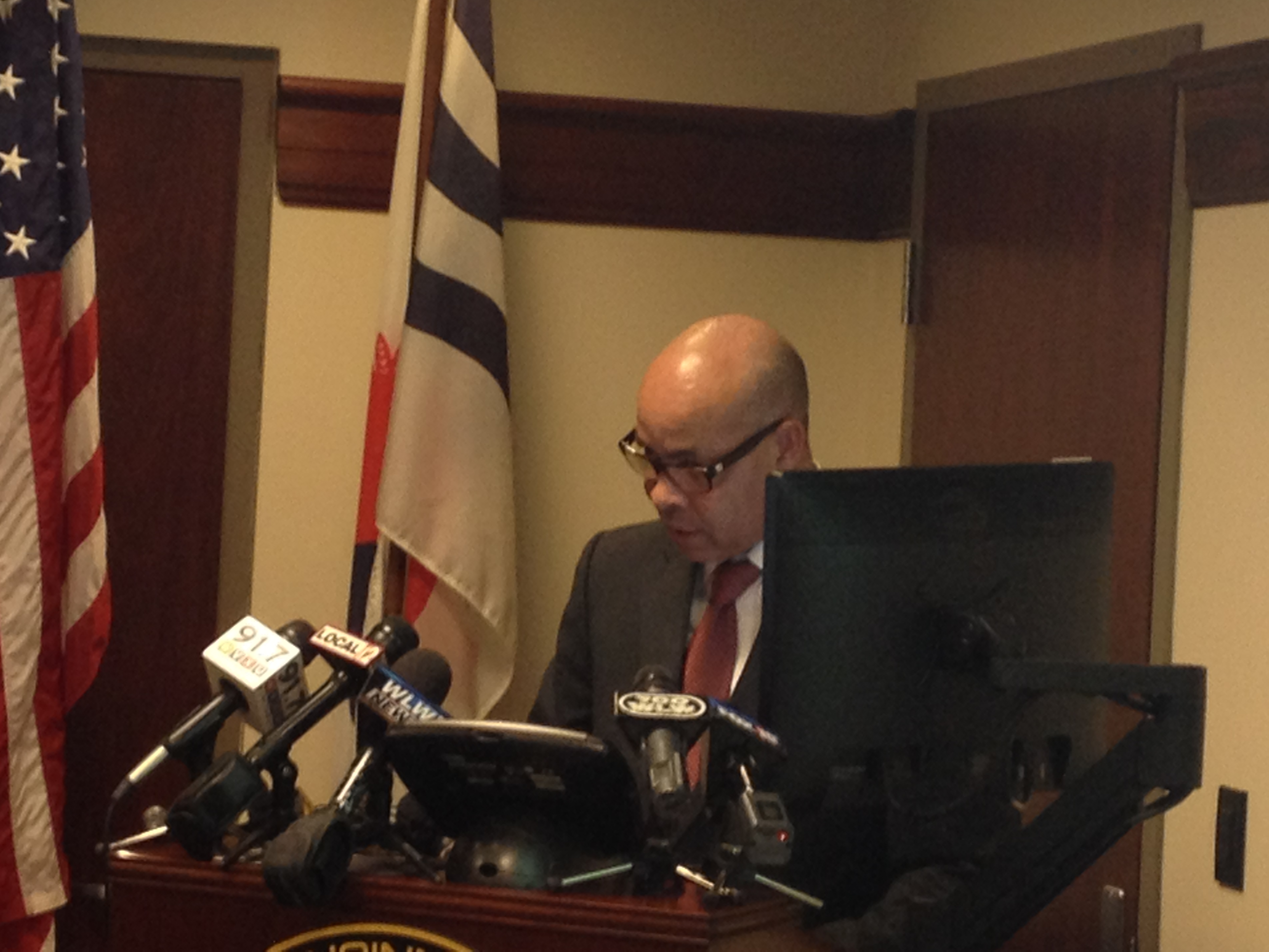 Body Cam Appears To Corroborate Cincinnati Police Shooting Story  Wvxu