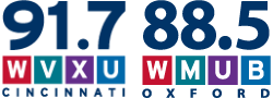 WVXU logo