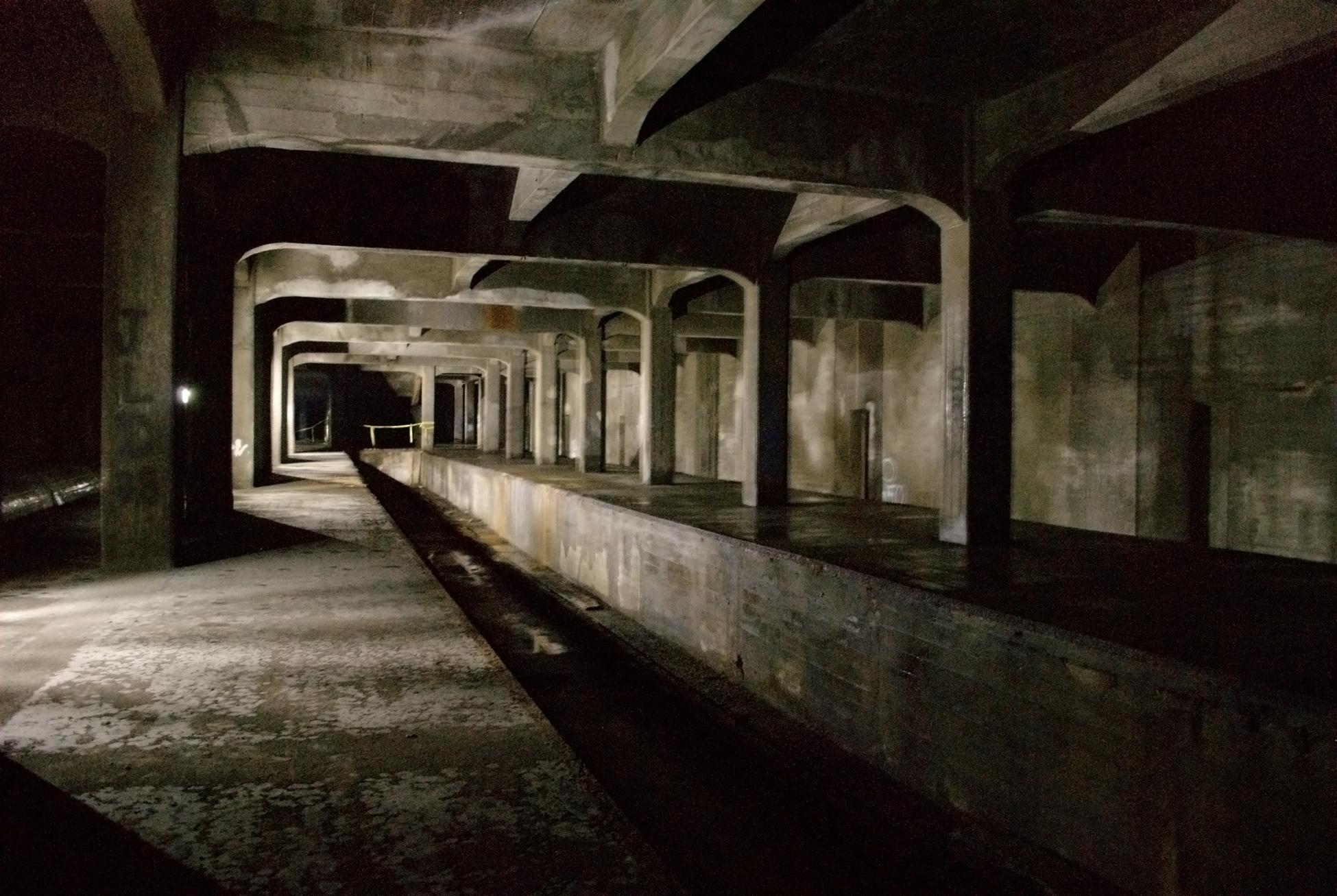 the history and future of cincinnati s abandoned subway tunnels wvxu