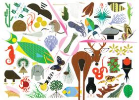 Charley Harper's Animal Kingdom by Todd Oldham