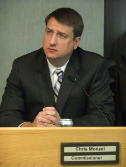 Chris Monzel is the new President of the Hamilton County Board of Commission.