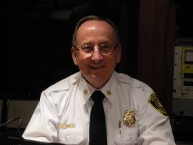 Cincinnati Fire Department Chief Richard Braun (Matt Alter joined via telephone)