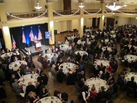 Democrats gather for the annual ODP Legacy Dinner.