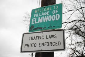 A Hamilton County Judge says Elmwood Place cannot use its speed cameras and must pay back people who have gotten tickets from them. Elmwood Place will likely appeal.