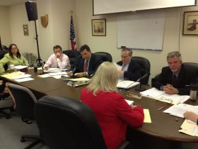 The Hamilton County Board of Elections debates possible illegal voting.