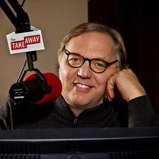 The Takeaway host, John Hockenberry