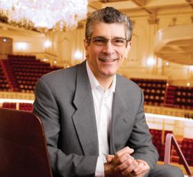 Cincinnati Opera Artistic Director Evans Mirageas