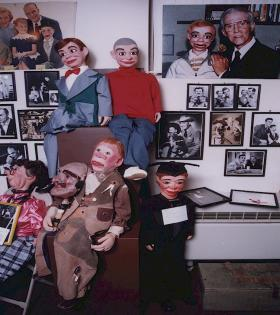 The Vent Haven Ventriloquism Museum, Ft. Mitchell, KY