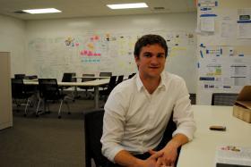 Owen Raich from the Greater Cincinnati Independent Business Alliance