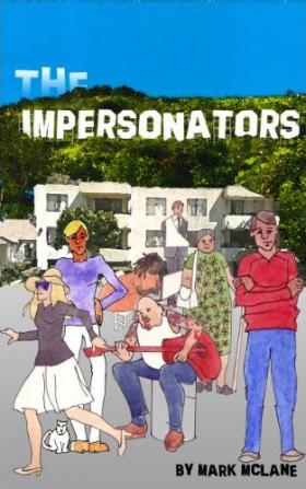 'The Impersonators' by Brookville, IN author, Mark McLane
