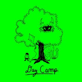 Day Camp's eponymous 8-song EP is their first release