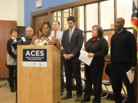 Rothenberg Academy Principal Alesia Smith talks about her vision for ACES.