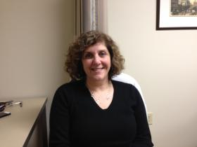 Dr. Elizabeth Rabkin is an internist and palliative care specialist with the University of Cincinnati Medical Center, Alliance Primary Care.