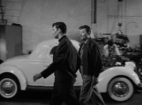 "From the classic Robert Mitchum 1958 film ""Thunder Road"""