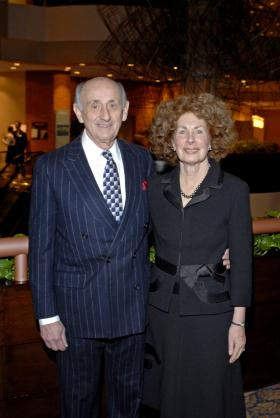 Richard and Lois Rosenthal