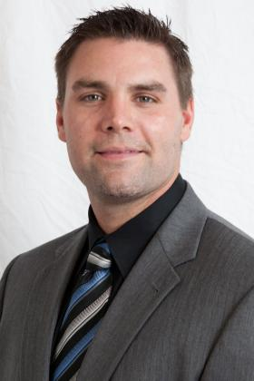 New Cyclones head coach Matt Macdonald.