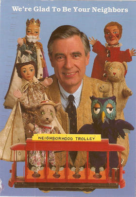 Celebrating 50 Years Of Fred Rogers Wosu Radio
