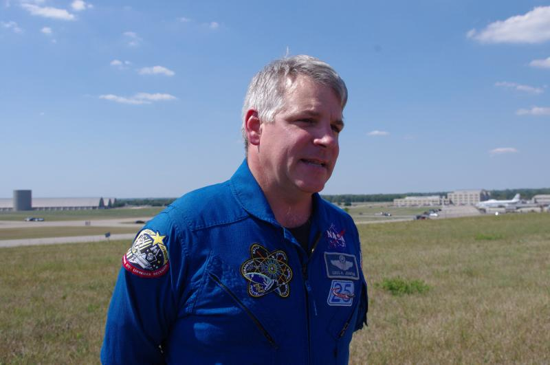 NASA Astronaut Gregory H. Johnson (Colonel, USAF, Ret.) trained in CCT-1. He flew two missions on Endeavour (2008 & 2011)