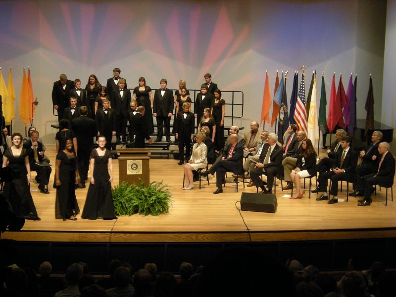 The NKU Chamber Choir