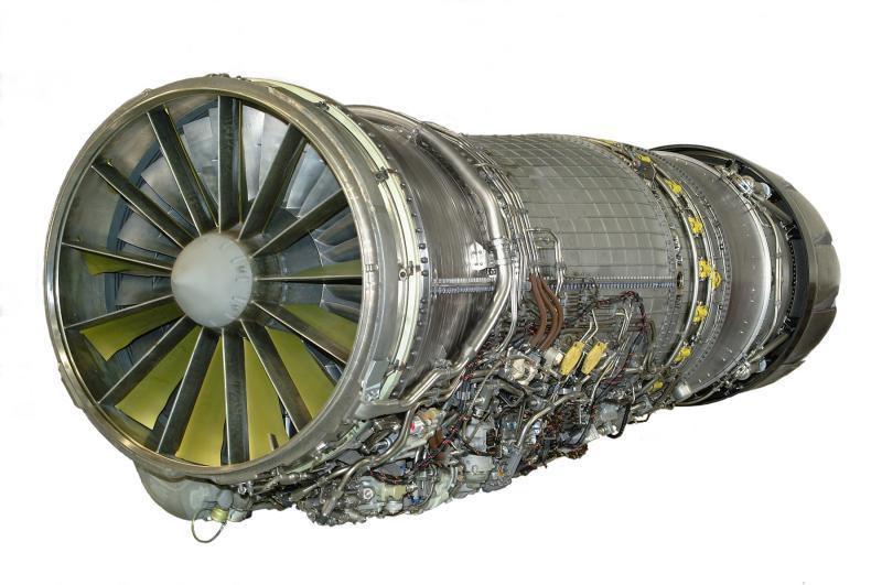 The F110 GE engine