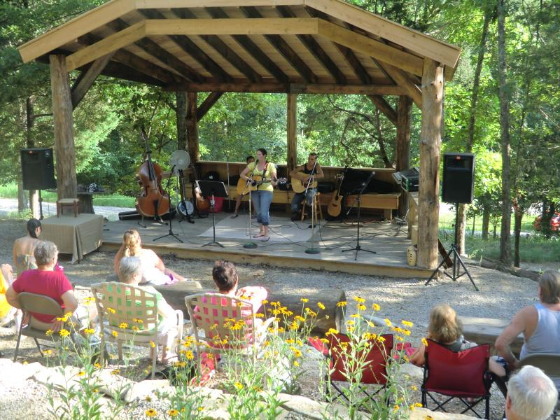 Music at the Maple Creek Artisan Center