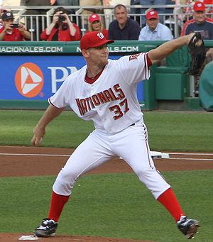 Stephen Strasburg of the Washington Nationals
