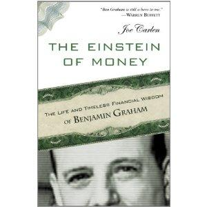"Joe Carlen's ""The Einstein of Money"""