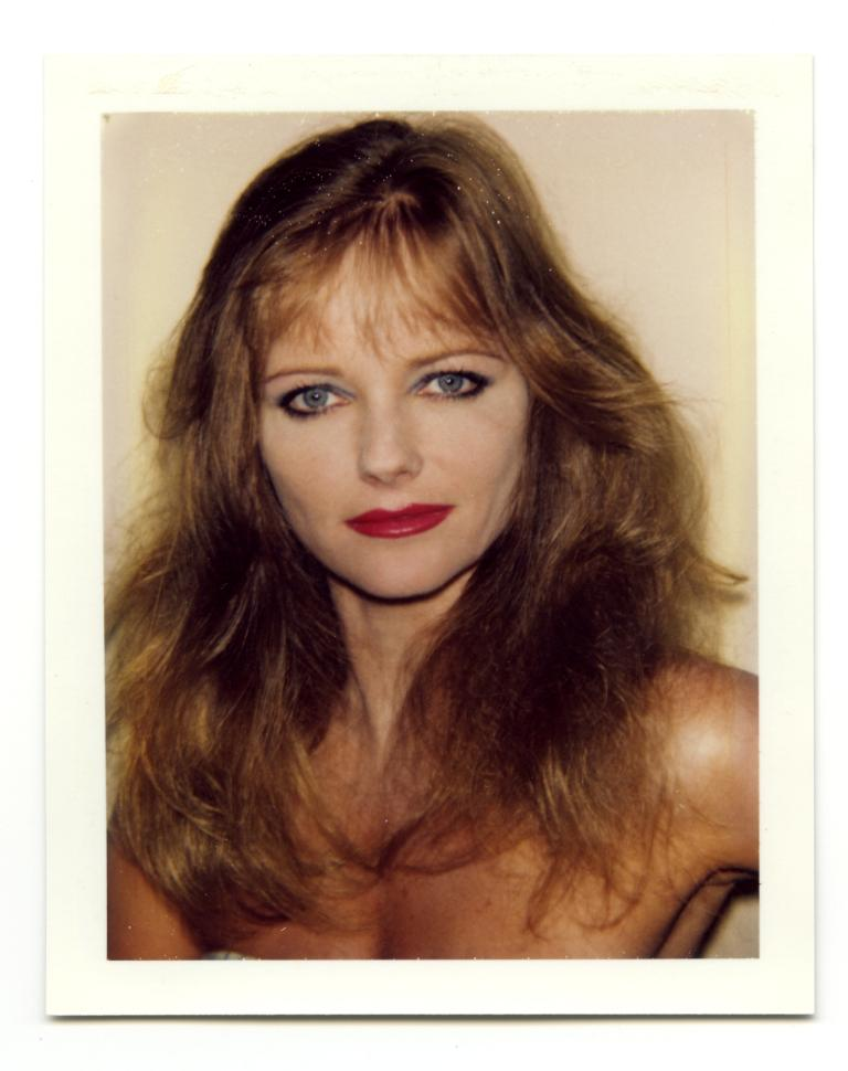 Andy Warhol, Cheryl Tiegs, 1984. Polacolor ER, 4 1/4 x 3 3/8 inches.