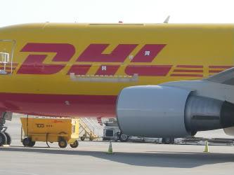DHL is a big reason the area is attracting e-commerce companies