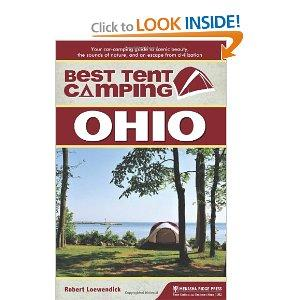 """Best Tent Camping in Ohio"" by Robert Loewendick"