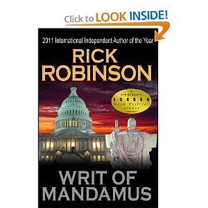 """Writ of Mandamus"" by Rick Robinson"