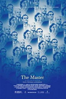 "Poster from ""The Master"""