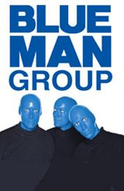 Blue Man Group coming to the Aronoff Center