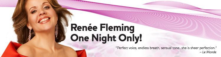 Renée Fleming Makes Cincinnati Debut with CSO