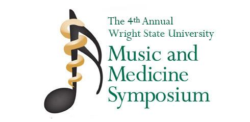 Music and Medicine Symposium at Wright State on September 11 and 12.