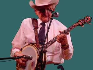Dr. Ralph Stanley, headlining the MidPoint Music Festival