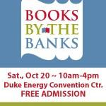 2012 Books by the Banks: Saturday from 10-4.