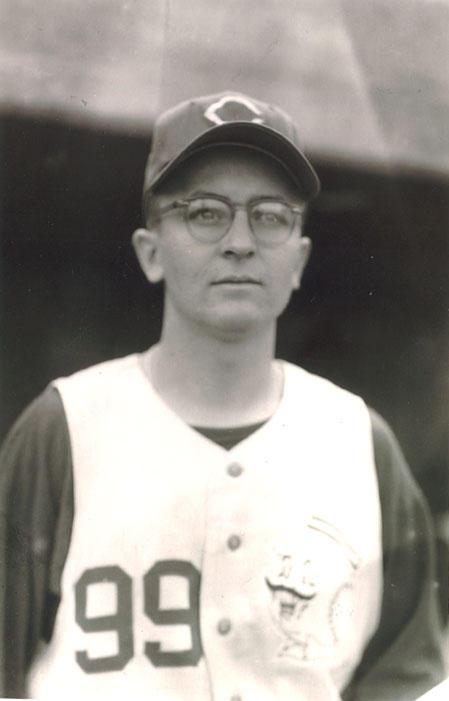 Bernie Stowe ca. 1956