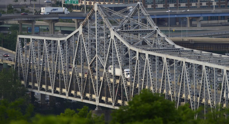The Brent Spence Bridge has been labeled structurally sound but functionally obsolete. Transportation officials have been studying the need for a new bridge for years.