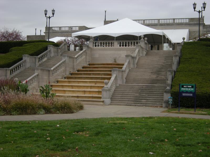 Ault Park Pavillion