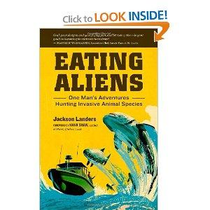 Eating Aliens by Jackson Landers