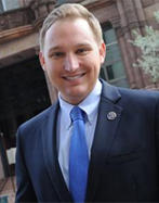 Cincinnati Council Member Chris Seelbach