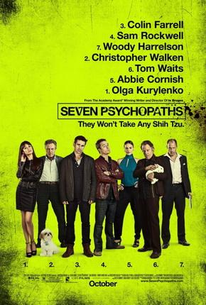 """Seven Psychopaths"""