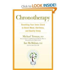 """Chronotherapy: Resetting Your Inner Clock to Boost Mood, Alertness, and Quality Sleep"""
