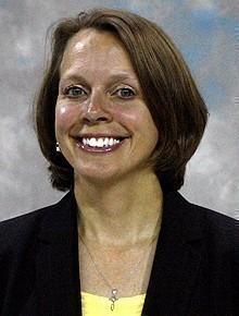 NKU Women's Basketball Coach Dawn Plitzuweit